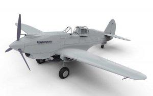 Curtiss P-40B Warhawk  (Vista 2)