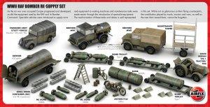 RAF Bomber Re-supply Set  (Vista 2)