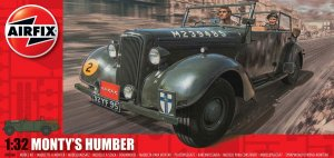 Monty's Humber Snipe Staff Car  (Vista 1)