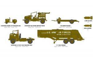 USAAF 8ª Fuerza Aérea Bombardero de reab  (Vista 5)