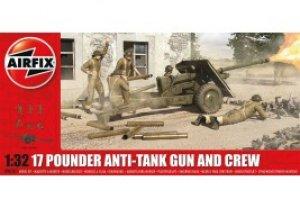 17 Pdr Anti-Tank Gun  (Vista 1)