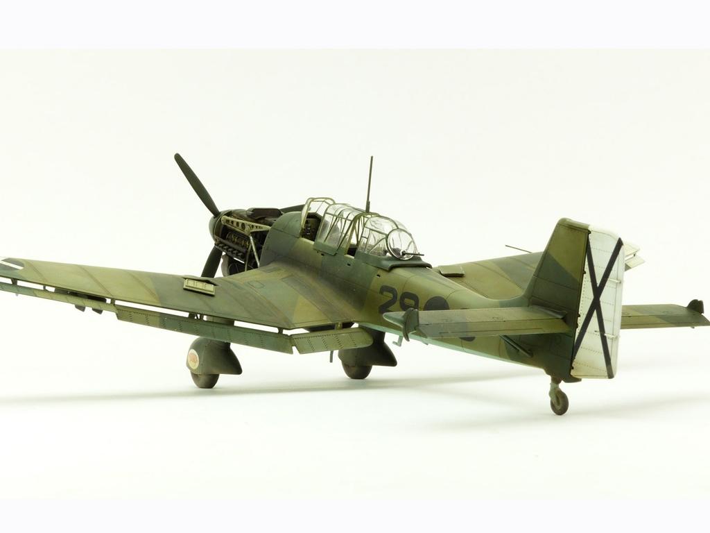 Junkers Ju87B-1 Stuka  (Vista 5)