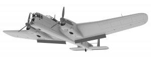 Armstrong Whitworth Whitley Mk.V  (Vista 2)