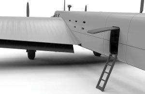 Armstrong Whitworth Whitley Mk.V  (Vista 4)
