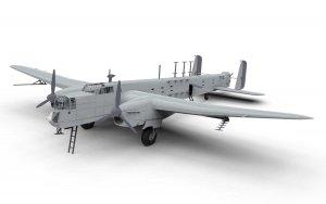 Armstrong Whitworth Whitley Mk.VII  (Vista 2)