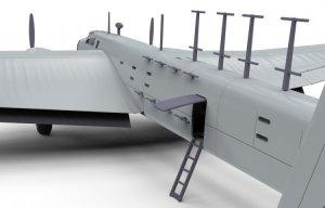 Armstrong Whitworth Whitley Mk.VII  (Vista 4)