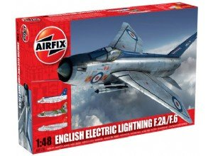 English Electric Lightning F2A/6