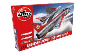 English Electric Lightning F1/F1A/F2/F3  (Vista 1)