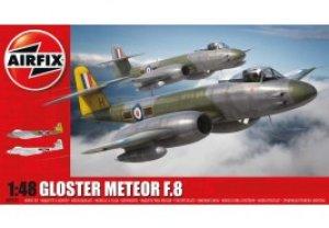 Gloster Meteor F8  (Vista 1)