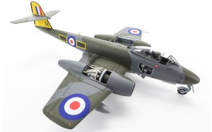 Gloster Meteor F8  (Vista 3)