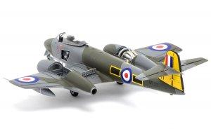 Gloster Meteor F8  (Vista 6)