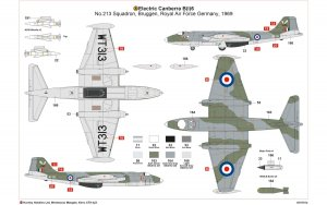 English Electric Canberra B2/B20  (Vista 3)