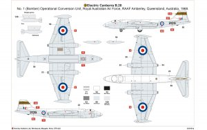 English Electric Canberra B2/B20