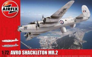 Avro Shackleton MR2  (Vista 1)