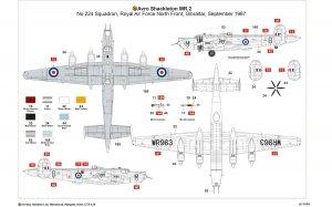 Avro Shackleton MR2  (Vista 5)