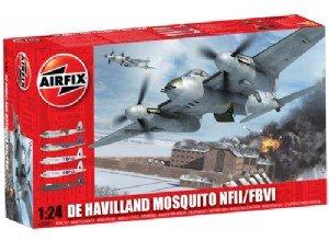 De Havilland Mosquito NFII/FBV  (Vista 1)