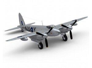 De Havilland Mosquito NFII/FBV  (Vista 5)