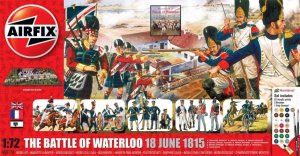 Batalla de Waterloo 1815-2015