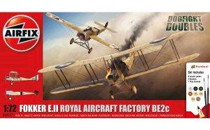 Fokker EII/BE2C Dog Fight Double  (Vista 1)