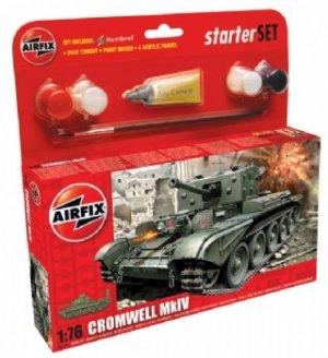 Cromwell Cruiser Tank Starter Set  (Vista 1)
