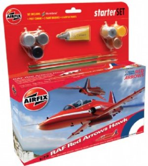 Red Arrows Hawk Starter Set