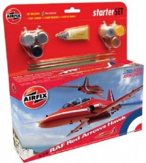 Red Arrows Hawk Starter Set  (Vista 1)