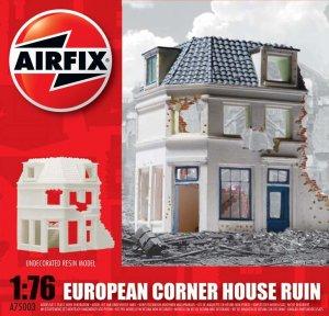 Casa de Europa en ruinas  (Vista 1)