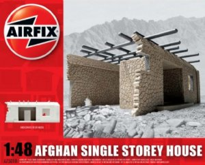 Afghan Single Storey House  (Vista 1)
