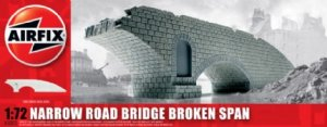 Puente Camino estrecho - Span Roto  (Vista 1)