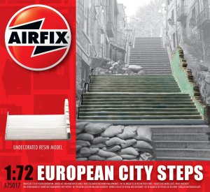 European City Steps  (Vista 1)