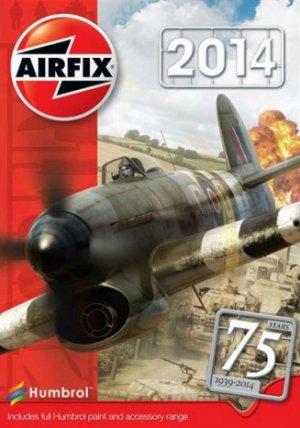 Catalogo Airfix 2014  (Vista 1)