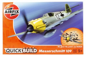 Messerschmitt 109  (Vista 1)