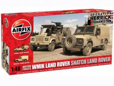 British Forces Land Rover Twin Set - Ref.: AIRF-06301