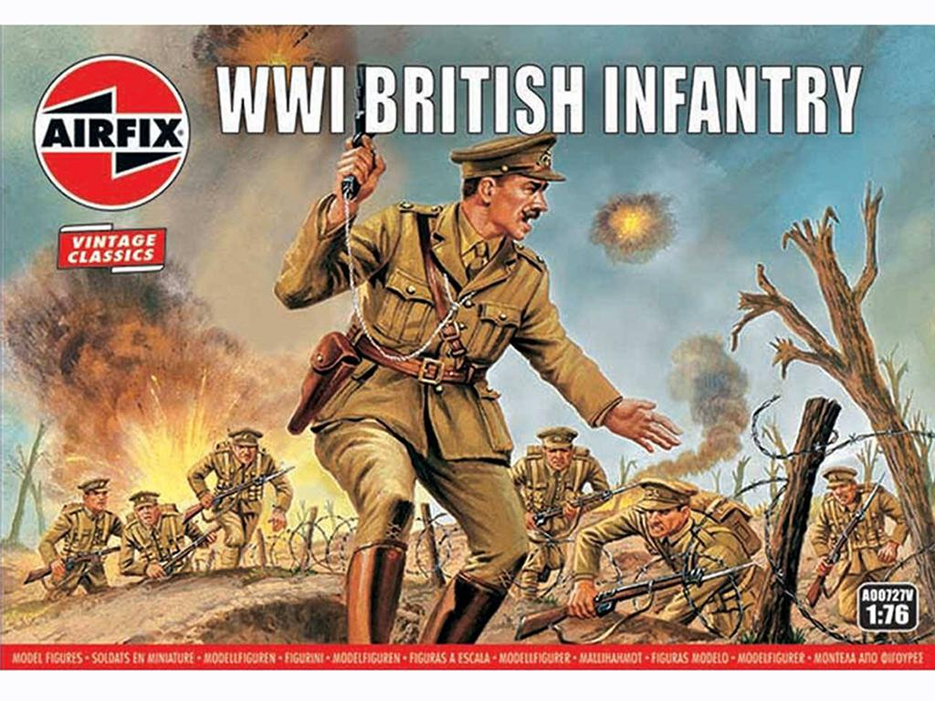 Infanteria Britanica (Vista 1)
