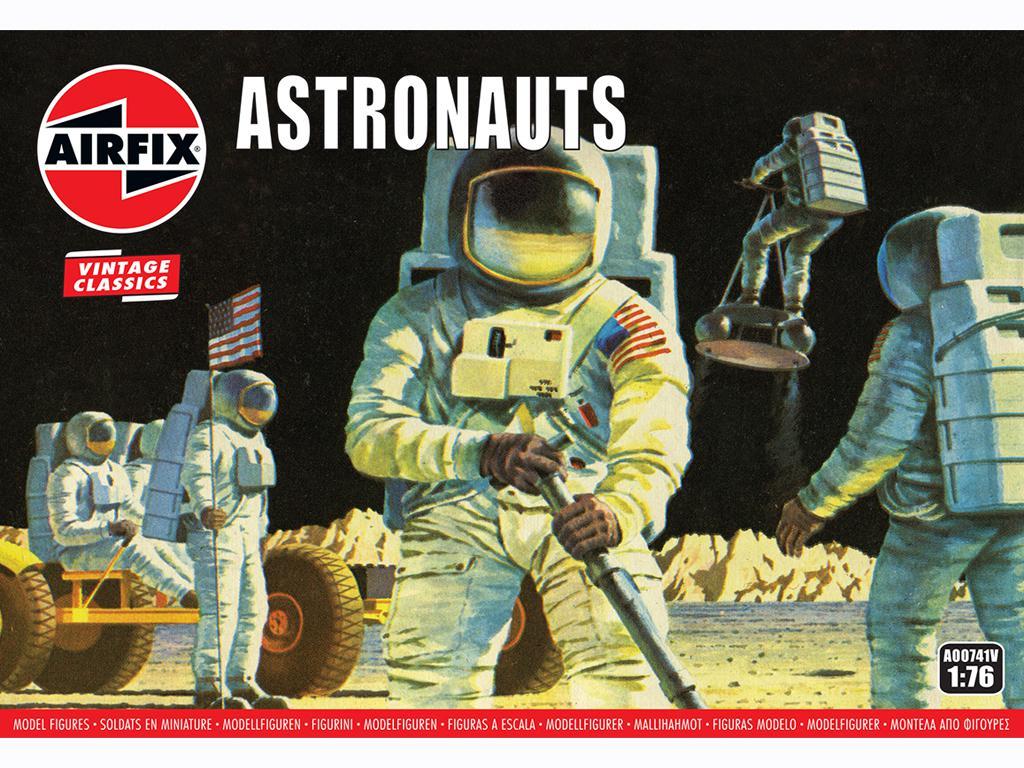 Astronautas (Vista 1)