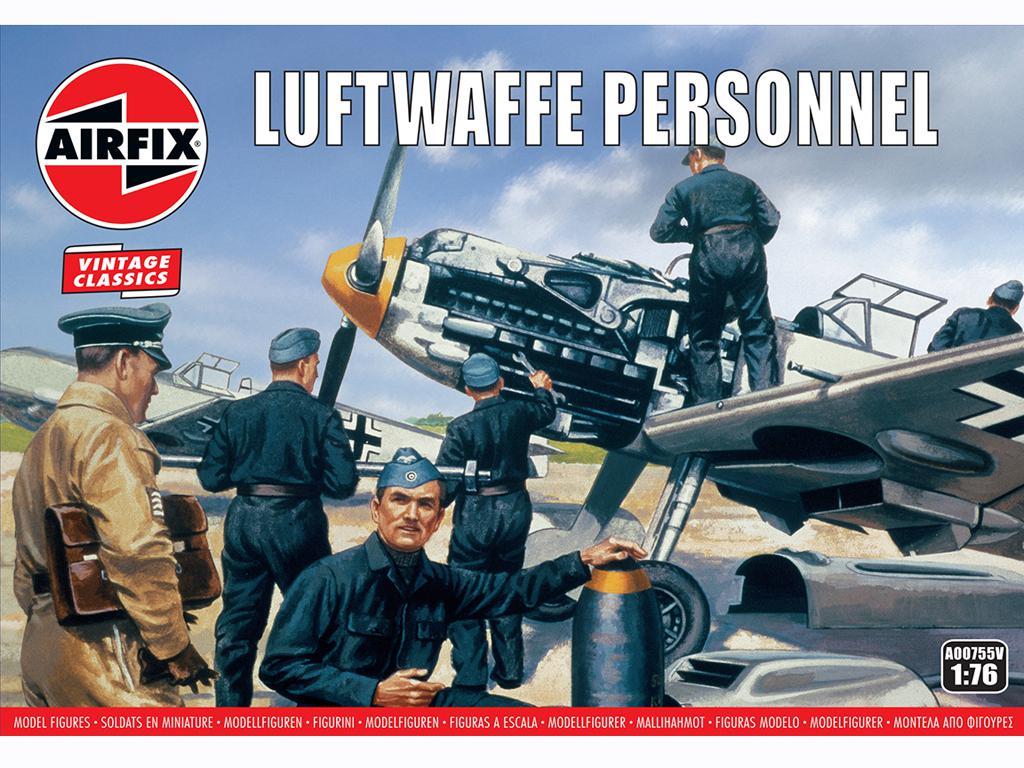 Personal Luftwaffe (Vista 1)
