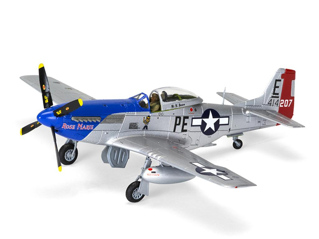 North American P-51D Mustang (Vista 5)