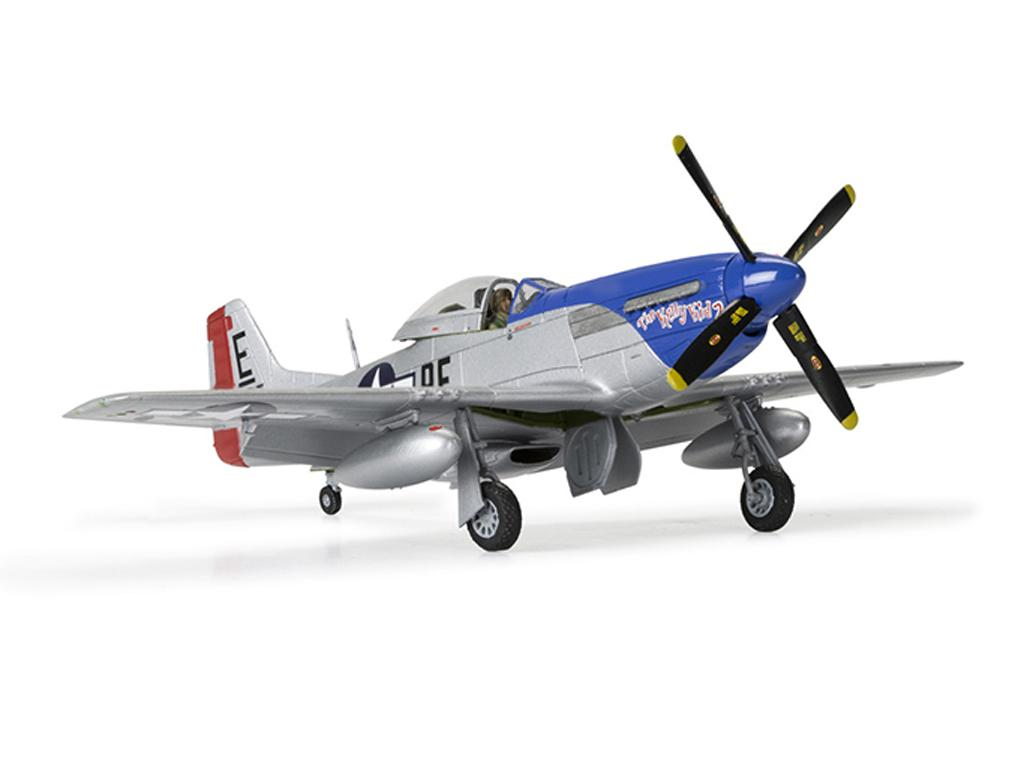 North American P-51D Mustang (Vista 7)