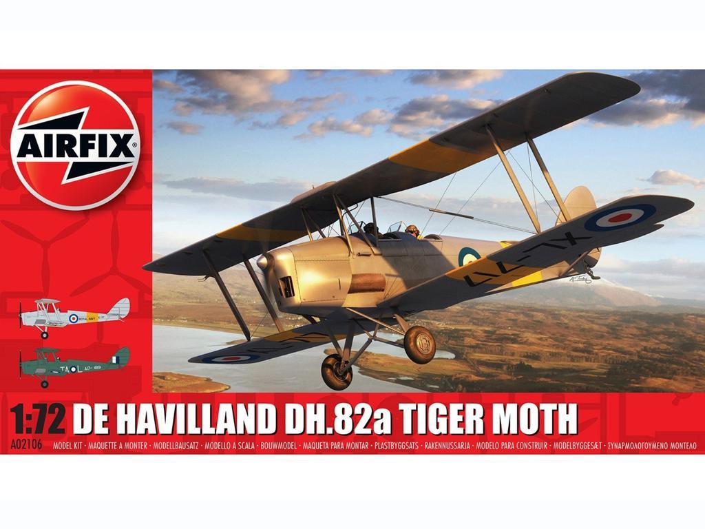 De Havilland Tiger Moth (Vista 1)