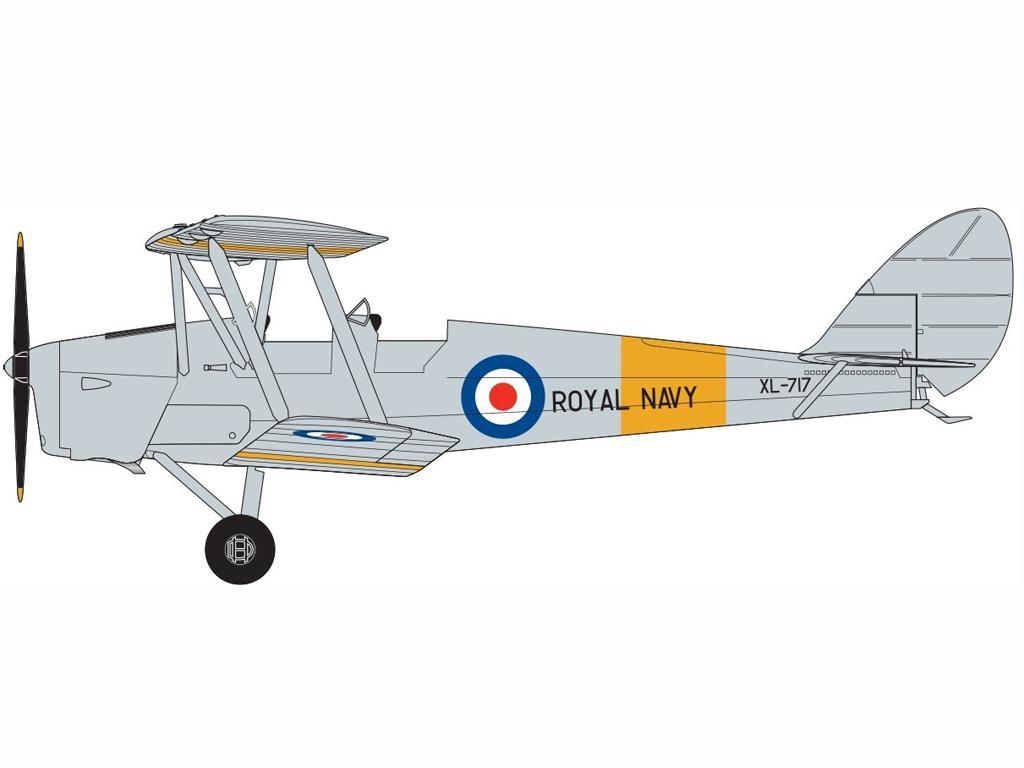 De Havilland Tiger Moth (Vista 4)
