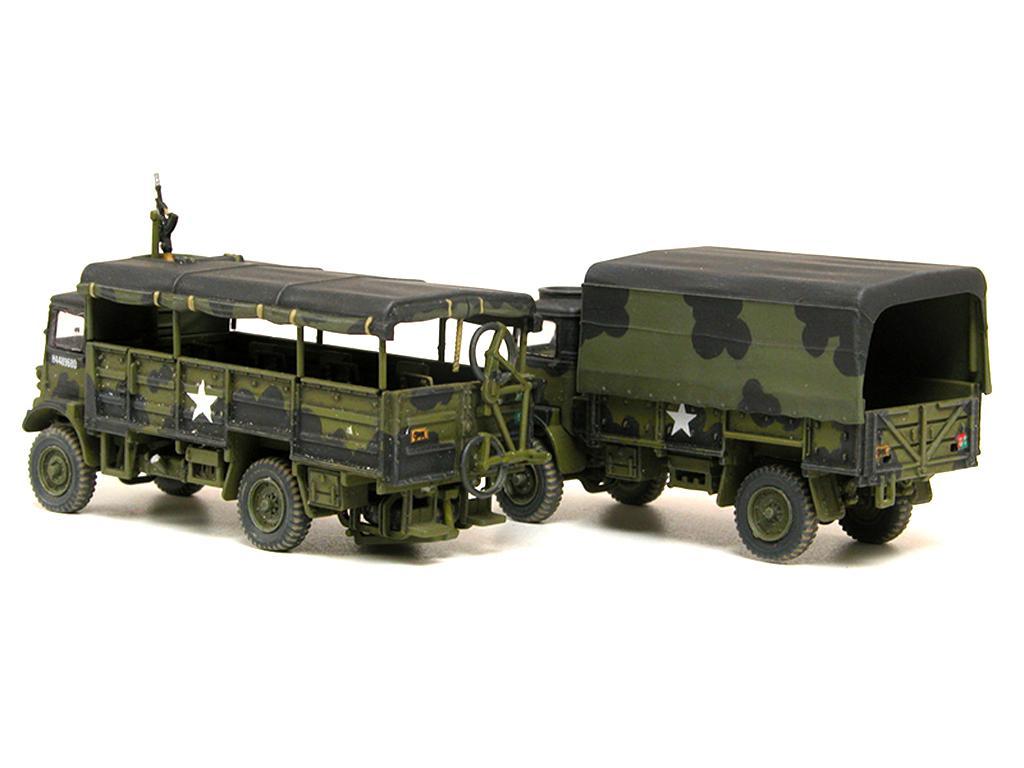Bedford QLT and Bedford QLD Trucks  (Vista 2)