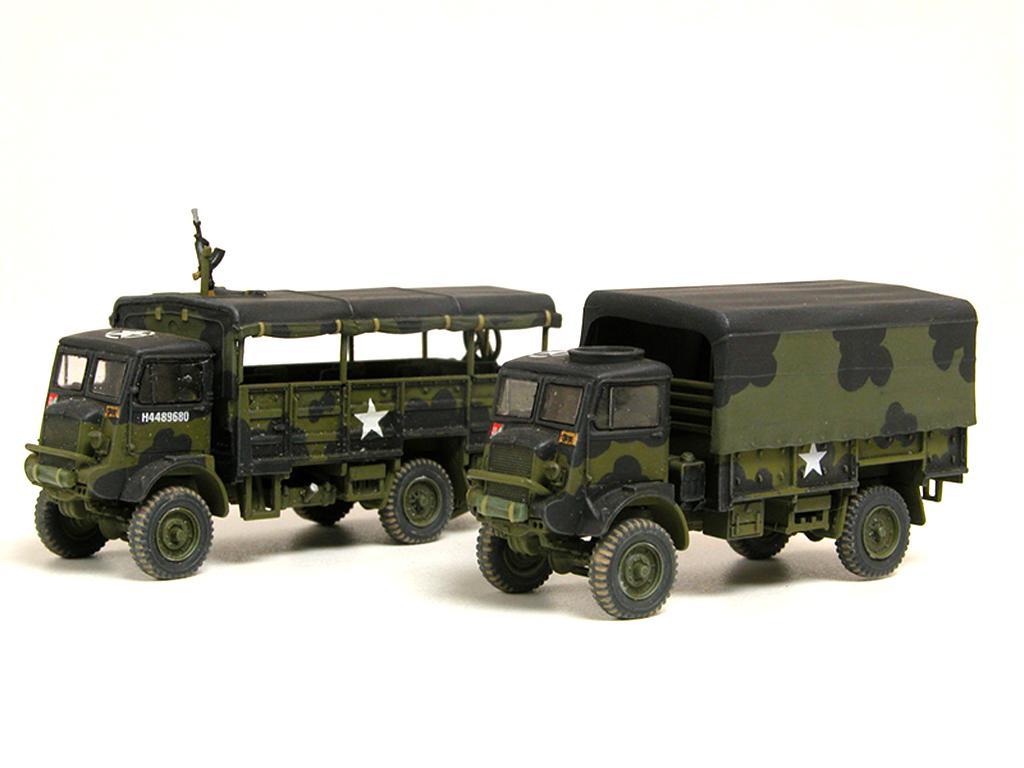 Bedford QLT and Bedford QLD Trucks  (Vista 3)