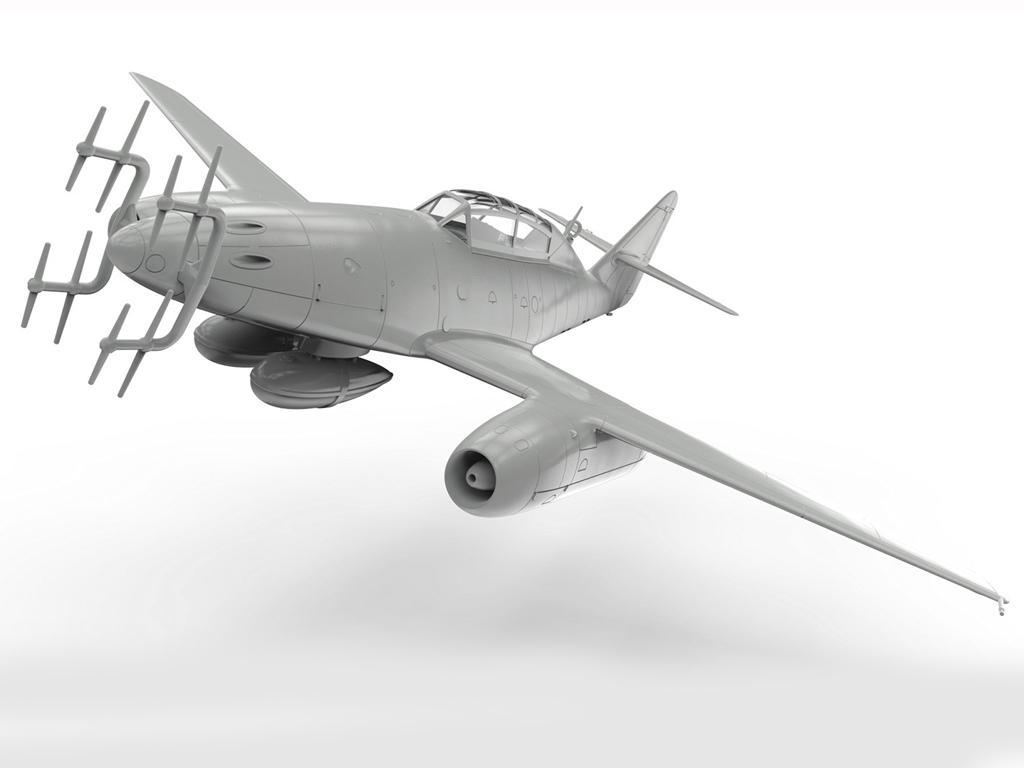 Messerschmitt Me 262B-1a (Vista 3)