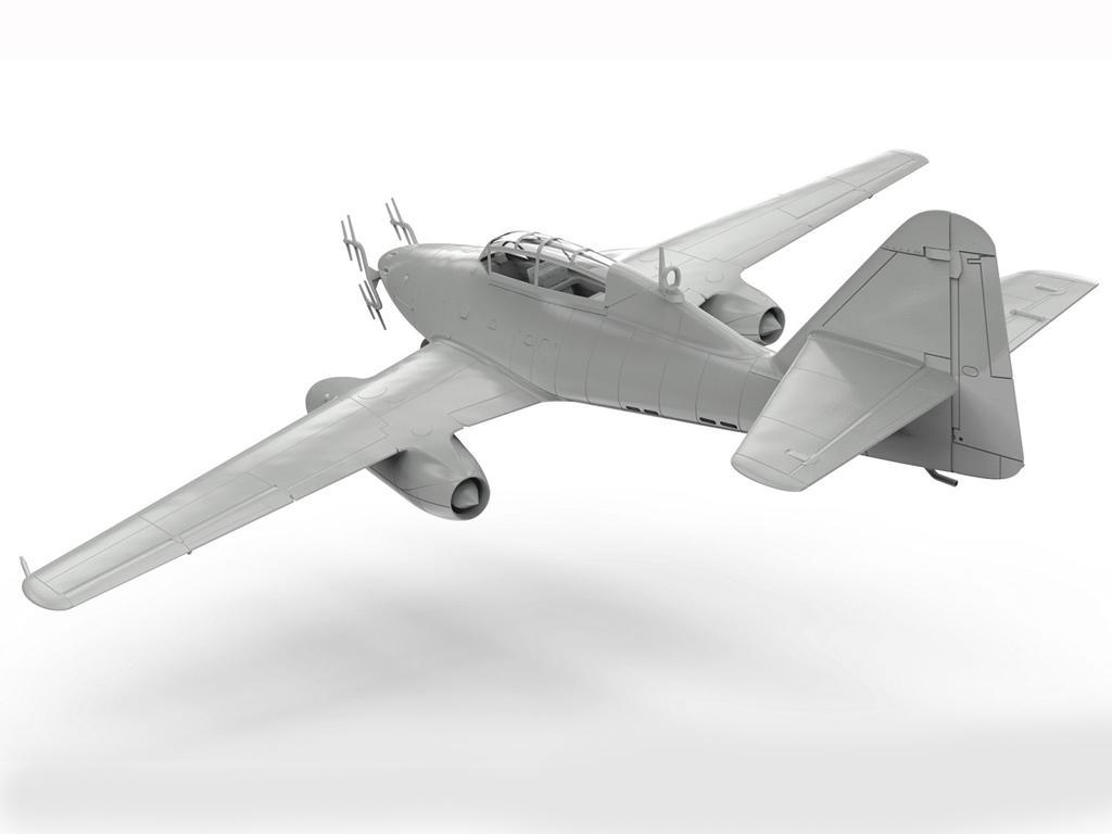 Messerschmitt Me 262B-1a (Vista 4)