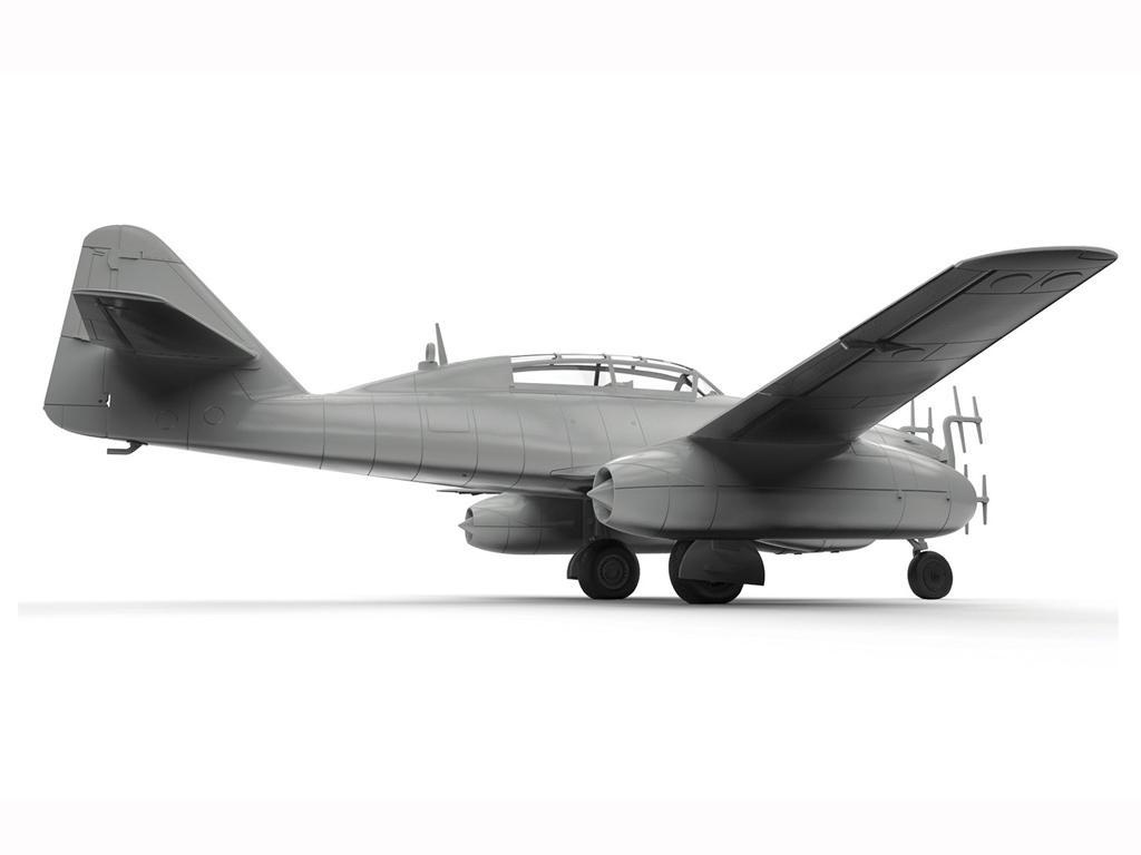 Messerschmitt Me 262B-1a (Vista 5)