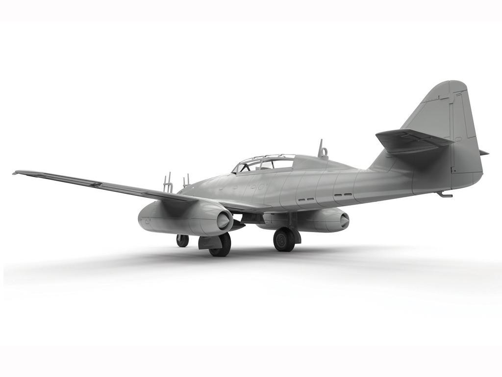 Messerschmitt Me 262B-1a (Vista 6)