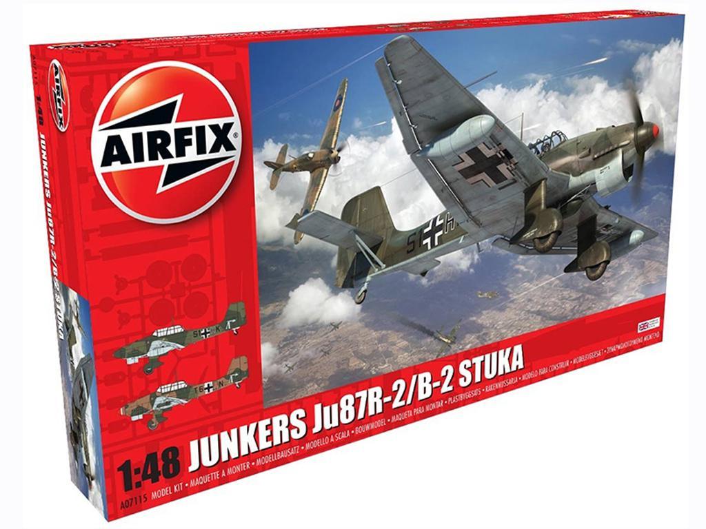Junkers JU87B-2/R-2 (Vista 1)