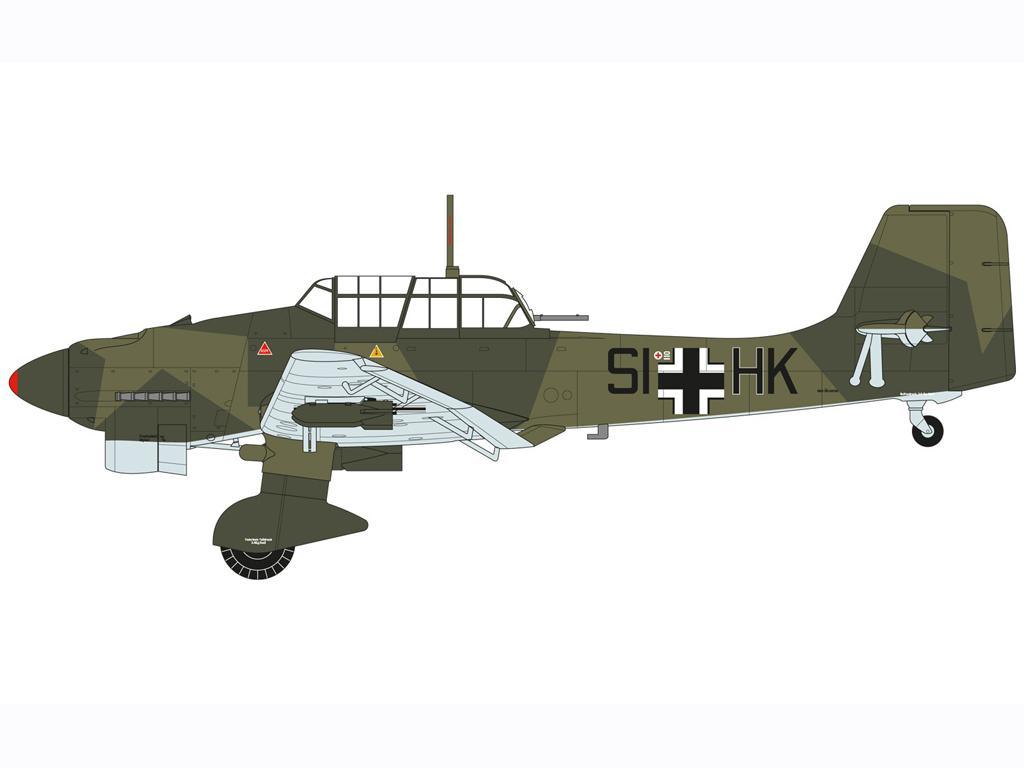 Junkers JU87B-2/R-2 (Vista 2)