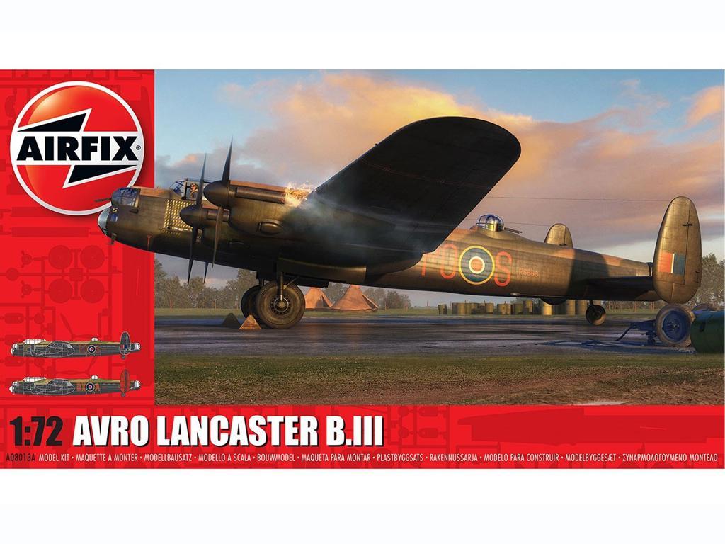 Avro Lancaster B.III (Vista 1)