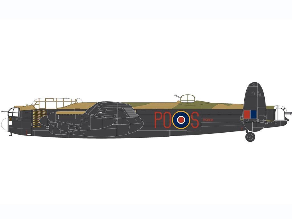 Avro Lancaster B.III (Vista 3)